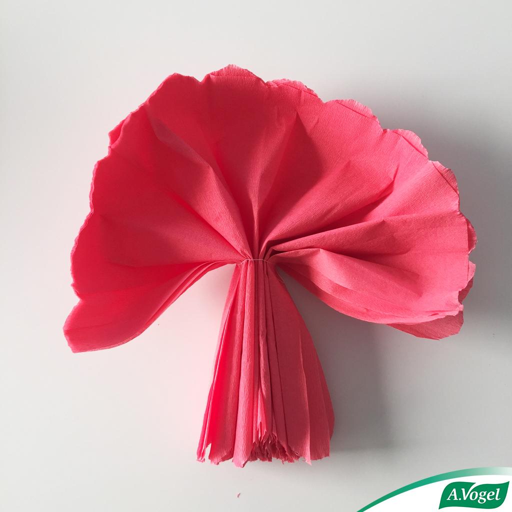 Fabriquez De Jolies Fleurs En Papier Pour Le Printemps A Vogel